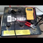 Reconditioning your car battery (desulfator) Part 1