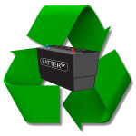 Recycling Your Vehicle's Battery