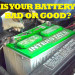 How to identify a dead car battery