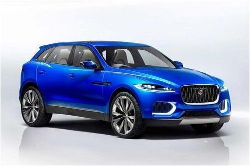 2016 Jaguar F-PACE to become listed from $74,340+ORC