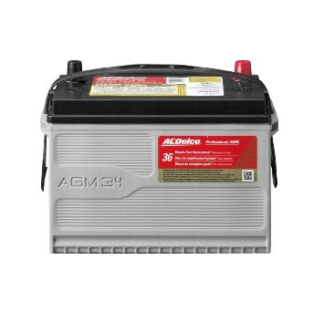 ACDelco 34AGM Car Battery Reviews