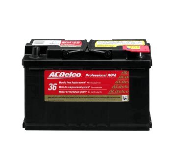 ACDelco 94RAGM automotive battery reviews