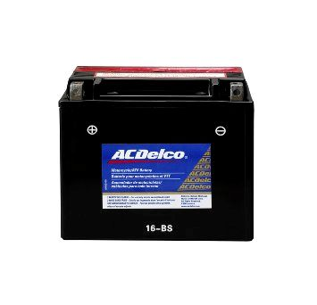 ACDelco ATX16BS reviews