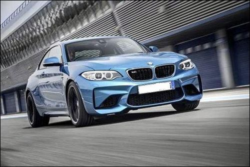 BMW M2 to debut at Detroit Motor Show