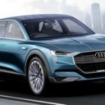 Hydrogen-powered Audi Q6 h-tron Concept at risk of Detroit