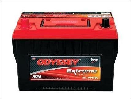 Odyssey 34-PC1500T Car Battery Reviews