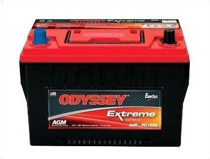 Odyssey 34R-PC1500T battery reviews