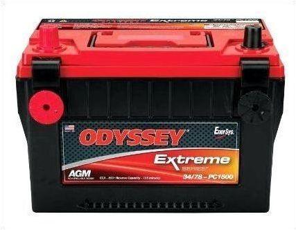 Odyssey 34/78-PC1500DT Automotive Battery Reviews