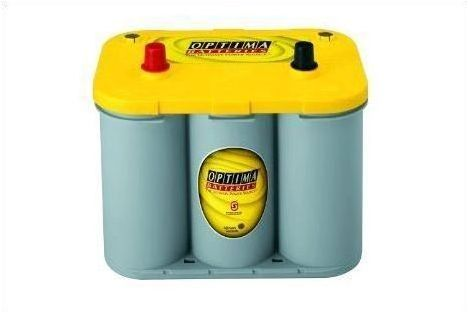 Optima 8012-021 D34 YellowTop battery reviews