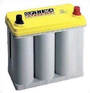Optima 8071-167 D51 YellowTop Battery Reviews