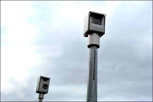 Speed camera hypocrisy hits new levels