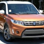 Suzuki Turbo Vitara 2WD and ALLGRIP AWD to produce within 2016