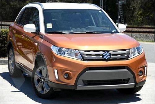 Suzuki Turbo Vitara 2WD and ALLGRIP AWD to produce within 2016