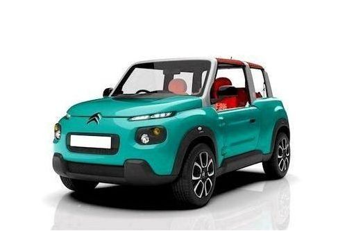 Citroen discloses electric E-Mehari buggy