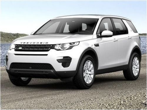 Land Rover Discovery Sport SD4 SE