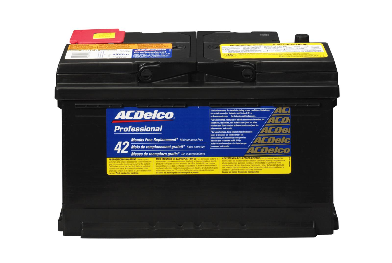 Car Batteries ACDelco: Reviews, Comments, Review