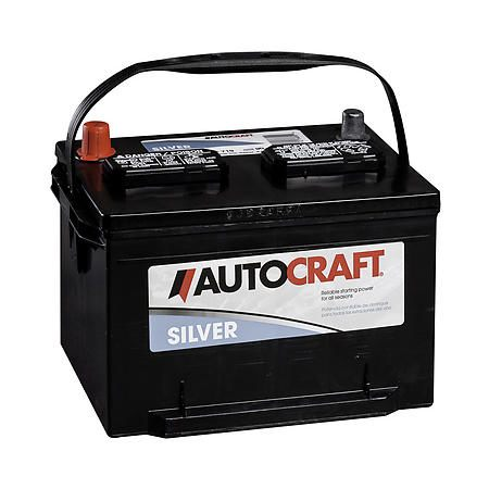 Autocraft Gold 47H5 car battery - Consumer Reports