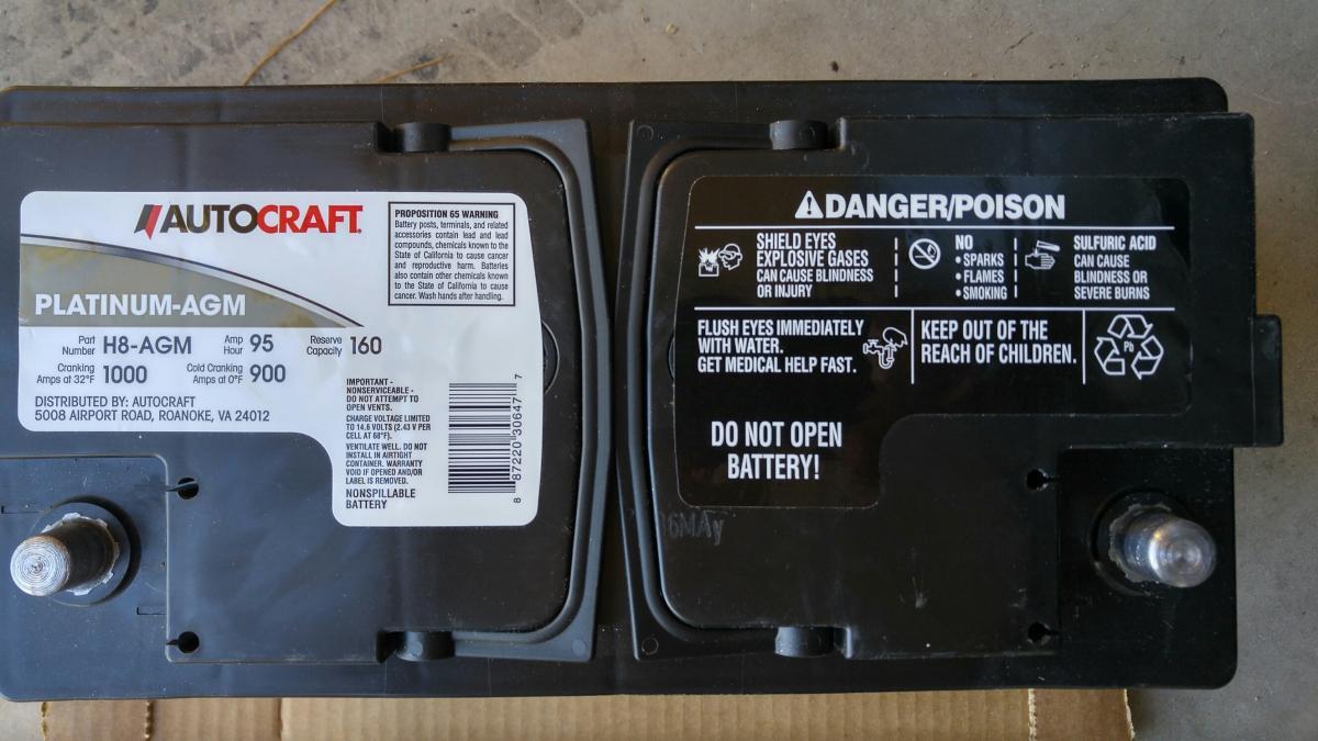 Autocraft Battery Review >> Car Batteries Autocraft Reviews Comments Review