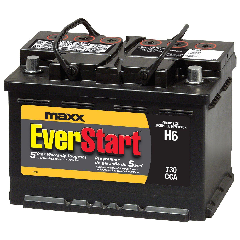 Everstart Maxx - Car Battery World