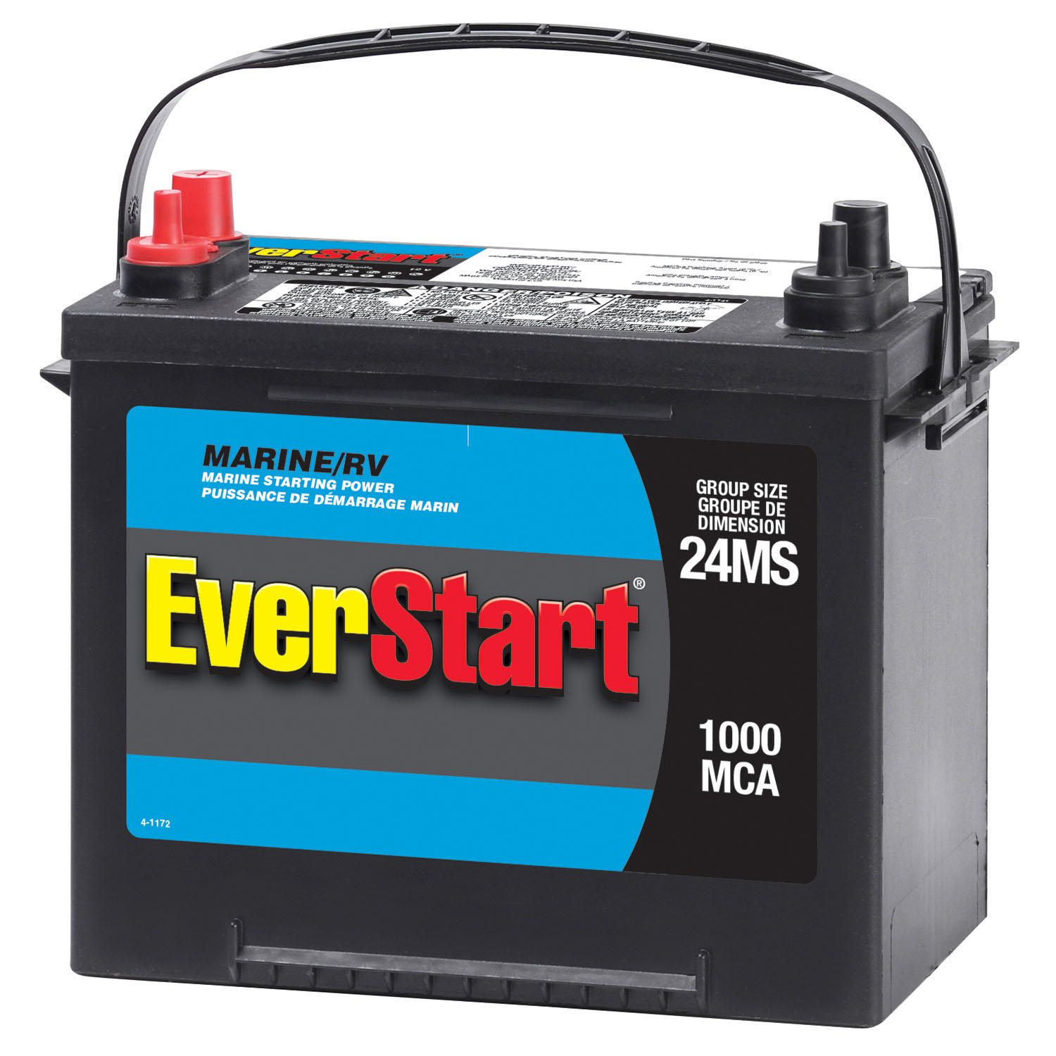 Everstart Battery Warranty >> Boat batteries Everstart: reviews, comments, review, specifications.