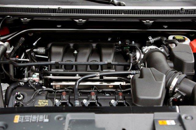 2013 Ford Flex Engine