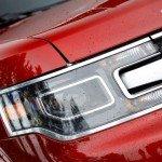 : 2013 Ford Flex FrontLamp Img2