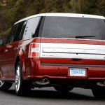 : 2013 Ford Flex RearView Img4