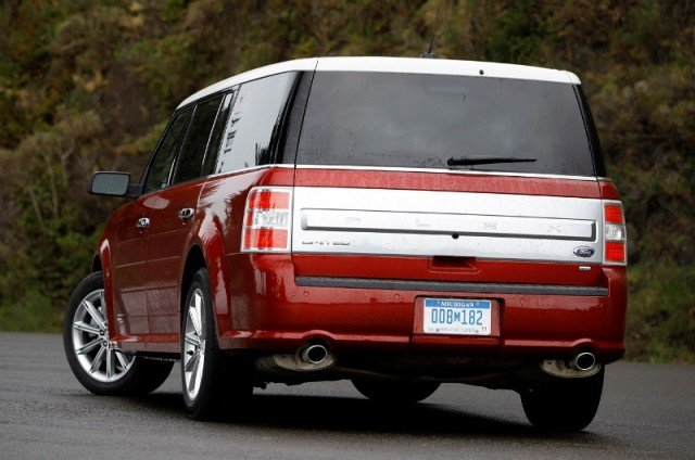 2013 Ford Flex RearView
