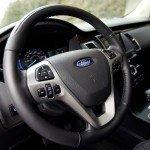 : 2013 Ford Flex SteeringWheel Img8