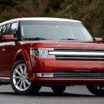 : 2013 Ford Flex FrontView Img1