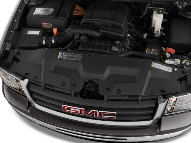 2012 GMC Sierra Hybrid Engine