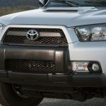 2012 toyota 4runner grille and headlights-image5
