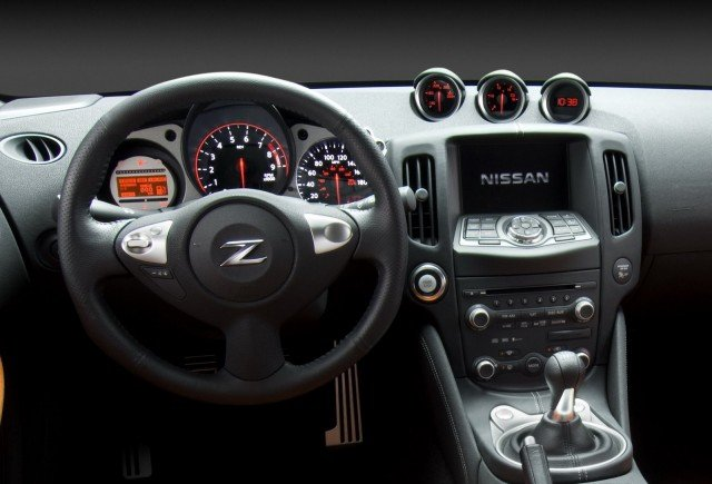 2012 Nissan 370Z Horse Power