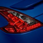 : 2012 Nissan 370Z Taillight And Badge